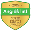 "Sani Clean has won Angie's List's ""Super Service Award"" for 2012!!"